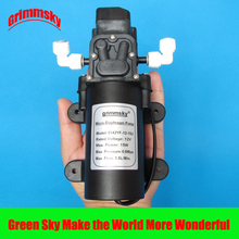 1.5L/Min 15W very quiet 12v automatic water pressure booster pump