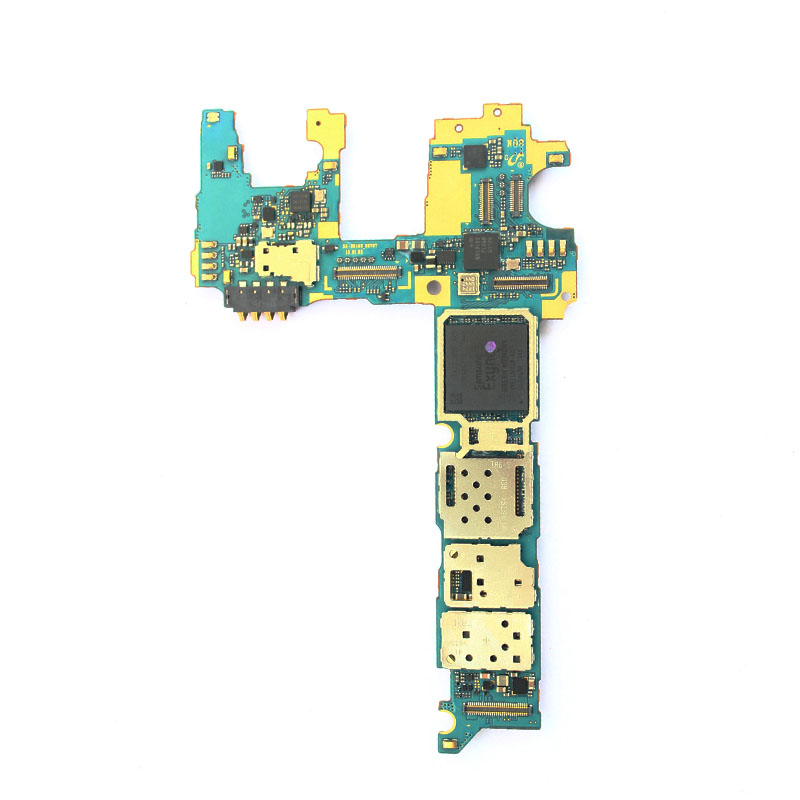 Main <font><b>Motherboard</b></font> Unlocked For <font><b>Samsung</b></font> <font><b>Galaxy</b></font> <font><b>Note</b></font> <font><b>4</b></font> N910S N910K N910L (Korean board)32GB image