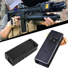 WoSporT Airsoft M4 BB Hand Crank Paintball Quick Loader Pistol Magazine Gun Hunting