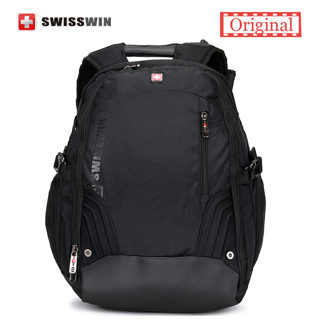 "Aliexpress.com : Buy Swissgear 17.3"" Laptop Backpack Bag Black ..."