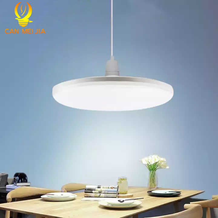 Super Bright E27 Led Bulb Light 220V 60W 50W 40W 30W Lamp UFO Bombilla Spotlight Ampoule Led Lampara For Living Room Cold White
