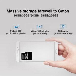 Image 3 - Kingston Micro Carta di DEVIAZIONE STANDARD Mini Scheda di Memoria 16GB 32GB 64GB 128GB MicroSDHC UHS I SD/TF leggere la Carta Adattatore Flash Card per Smartphone