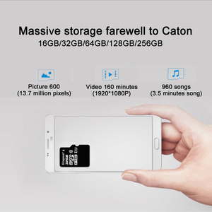Image 3 - Kingston Micro SD Card Mini Memory Card 16GB 32GB 64GB 128GB MicroSDHC UHS I SD/TF Read Card Adapter Flash Card for Smartphone