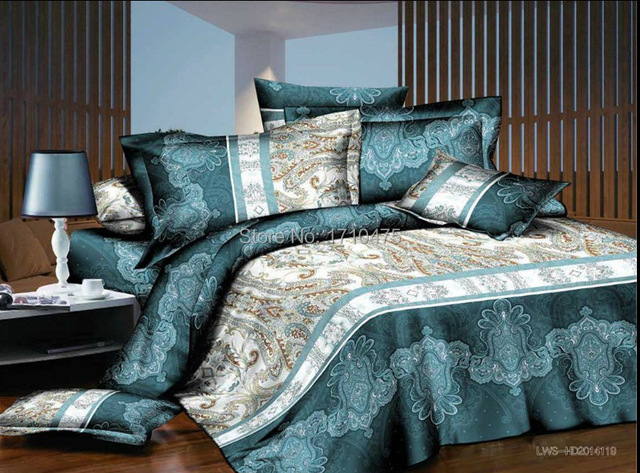 Vintage Blue Fashion Latest Bed Sheet Designs Baby Crib Bedding Set Bulk  Bed Sheets
