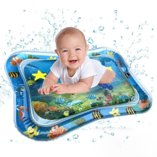 2019 Creative Toy Baby Inflatable Patted Pad Water Tummy Time Cushion Prostrate Play Mats