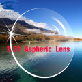 SKY&SEA OPTICA Customized  Lenses for Eyes 1.61 Index Aspheric Lens CR39 Prescription Lens Optical Eyeglass Lenses