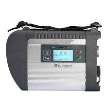 Звезда C4 с 5 кабелей SDconnect диагноз мультиплексор Поддержка легковых и грузовых автомобилей Бесплатная доставка