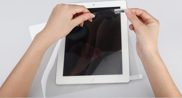бесплатная доставка 25 шт. для iPad 2 и для iPad 3 iPad2 для ipad3 с ясно жк-цифровой люкс пленка без розничная упаковка