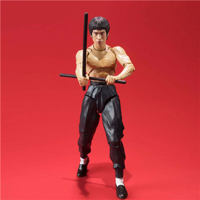 Bruce Lee Variant Action Figure 1/8 scale painted figure Bruce Lee Movable Doll PVC figure Toy Brinquedos Anime world of warcraft wow pvc action figure display toy doll dwarven king magni bronzebeard