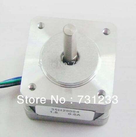 NEMA 14 Stepper Motor with 4 lead Frame 35mm 12N cm 28mm Length CNC Stepping Motor CE ROHS in Stepper Motor from Home Improvement