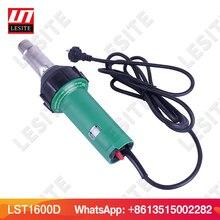 فرش السيارات مع شاشة ديجيتال بندقية الحرارة مسدس هواء ساخن LESITE LST1600D (BM)