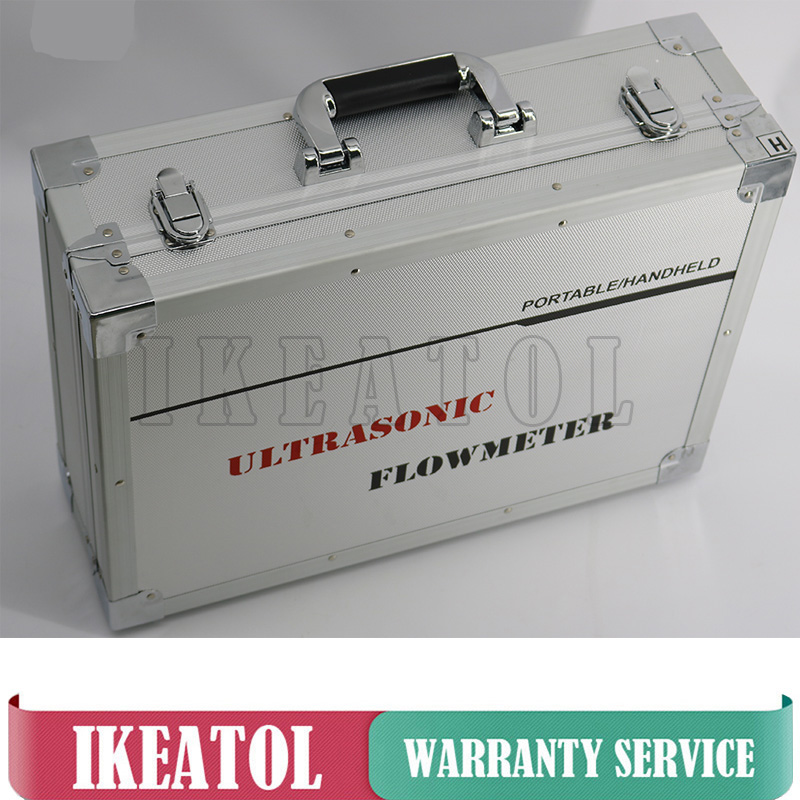 Ingyenes szállítás TUF-2000H folyadék áramlásmérő DN50-700mm - Mérőműszerek - Fénykép 6