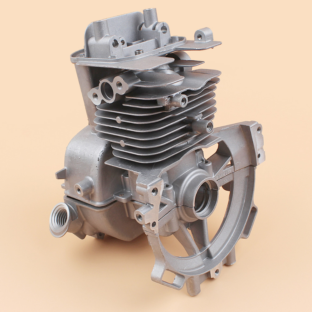 39mm Engine Motor Cylinder Crankcase Fit HONDA GX35 GX35NT HHT35S UMK435 140F 35 8cc 4 Stroke Trimmer Brushcutter Lawnmower
