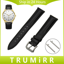 Fast Launch Watch Band 20mm 22mm for Jeep Males Ladies High Layer Real Leather-based Strap Stainless Metal Buckle Belt Wrist Bracelet