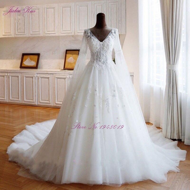 New Design Black Sweetheart Lace Up Crystal Embroidery: New Design A Line Embroidery Lace Tulle Wedding Dress V