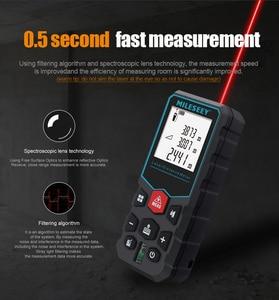 Image 3 - Mileseey X5 جديد نموذج الليزر Rangefinder أداة الليزر جهاز قياس المسافات متر ارتفاع أداة قياس ليزر جهاز قياس المسافات