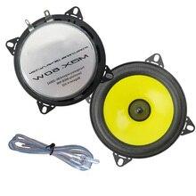 Pair of 4 inch Car Audio Speaker Full Ra