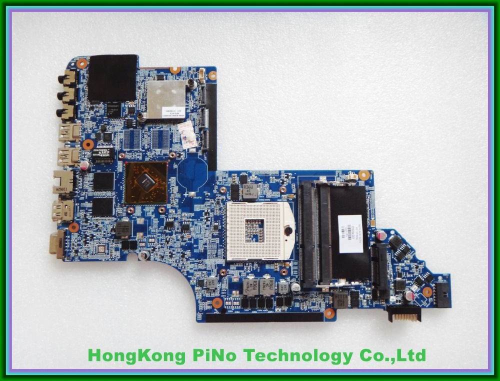 659094-001 for HP DV7 DV7-6000 motherboard PC system board HM65 HD6770/1G 100% Tested 60 days warranty for hp dv7 dv7 6000 notebook motherboard 665991 001 hm65 6770 2g qua dsc 100