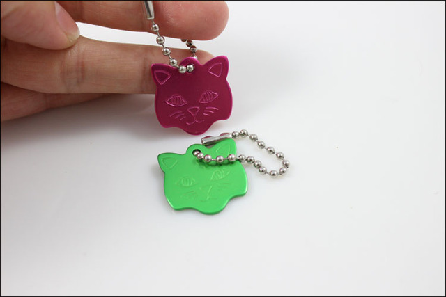 Custom Engraved Pet Tags  Luckypet Pet Id Tag Paw Print