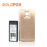 6800mah Battery Back Case For Samsung Note4 N9100 N910F N910H N910 Lithium Ion Moblie Cell Phone