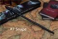 2016 New Top Quality Severus Snape Magic Wand With Gift Box Cosplay Game Prop Collection Harry Potter Toy Stick #7