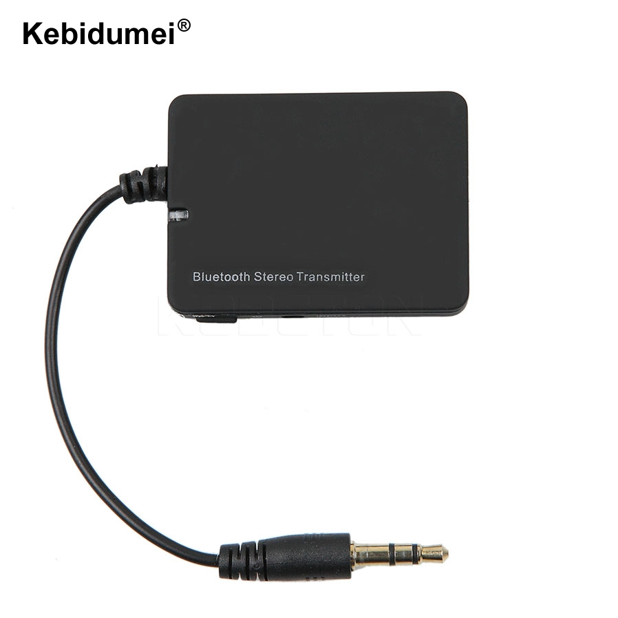 Tragbares Audio & Video Hell Bluetooth Stereo Audio Transmitter Jack 3,5mm Mp3 Sender Usb Lade A2dp Stereo Dongle-adapter Für Pc Mp3 Tv Mp4 Unterhaltungselektronik