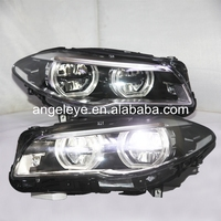 For BMW F10 F18 520 525 530 535i LED Headlights 2011 2015 year assembly Old Version SY