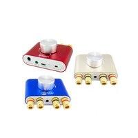 50W 50W Audio F900 Mini Bluetooth Amplifier Hifi Stereo Power AMP Digital Power Amplifier With Power