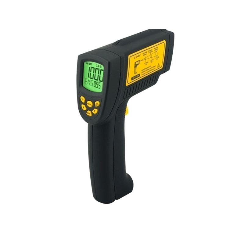 Digital IR Laser Point Gun non contact Infrared Thermometer -50 ~ 1000C(-58 ~ 1832F ) AR862D+ infrared thermometer new digital ir infrared laser non contact infrared thermometer temp gun gm900