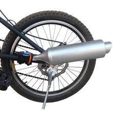 Новое поступление для установки мотоцикла спиц турбо выхлопная труба Аксессуары для велосипеда система 35x7,5 см