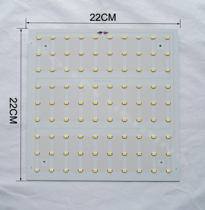 Քառակուսի հեշտ տեղադրում 5730SMD 30W - Ներքին լուսավորություն - Լուսանկար 3