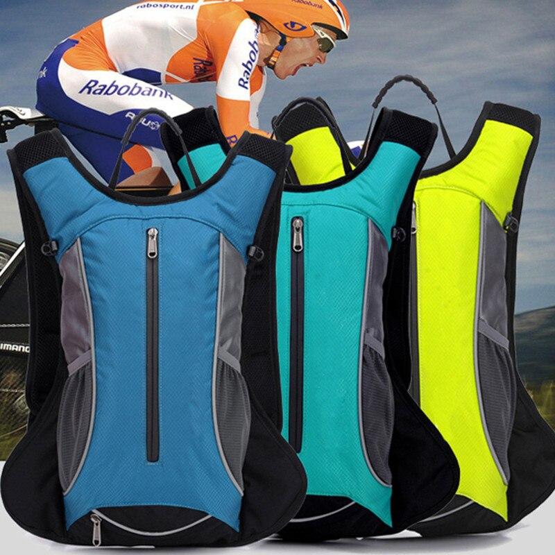Sac d'hydratation sac à eau casque d'eau sac à dos de sport de vessie cyclisme randonnée sac de vélo pour hommes femmes course Camping Camel