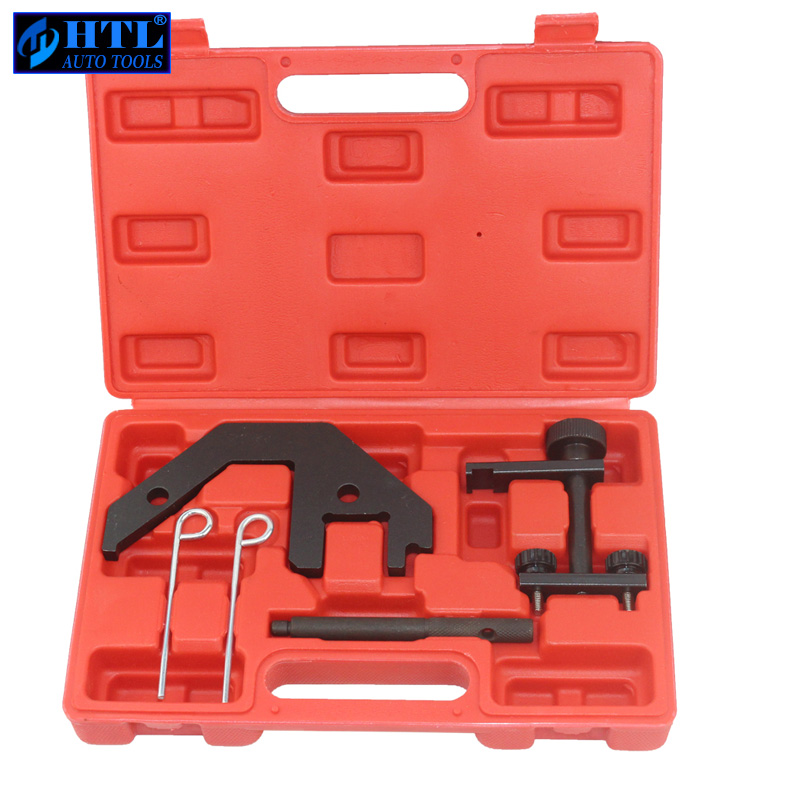 Engine Timing Locking Tool For BMW 2.0/3.0 L Diesel Engines E38/E39/E46/M47/M57 rear ball joint tool kit bushing tool set suitable for bmw e38 e39