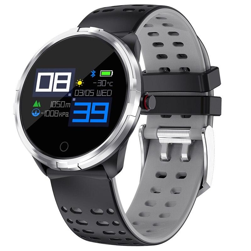 Microwear X7 1.04 Sport Orologio Intelligente BT 4.0 IP68 di Chiamata Impermeabile Messaggio di Promemoria di Frequenza Cardiaca Monitor di Pressione Sanguigna SmartwatchMicrowear X7 1.04 Sport Orologio Intelligente BT 4.0 IP68 di Chiamata Impermeabile Messaggio di Promemoria di Frequenza Cardiaca Monitor di Pressione Sanguigna Smartwatch