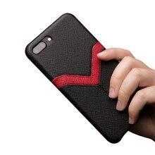 QIALINO Genuine Leather Case for iPhone 7 7Plus 8 8Plus