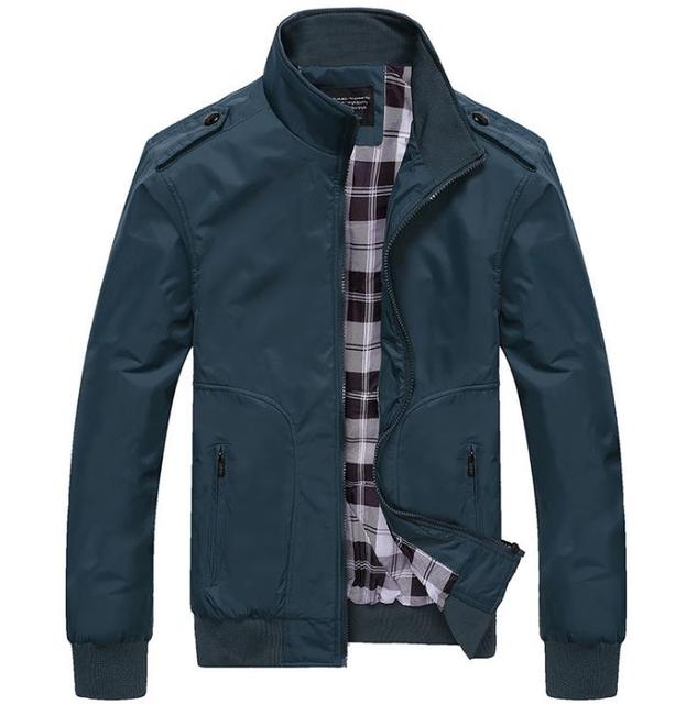 2018 NEW ECTIC Men's coat trend spring casual style men's jacket Casual chic men's jackets.BEI B00901