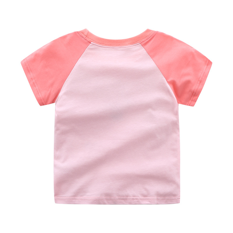clothes for big kids t shirt girls top girls shirts striped shirt in Tees from Mother Kids