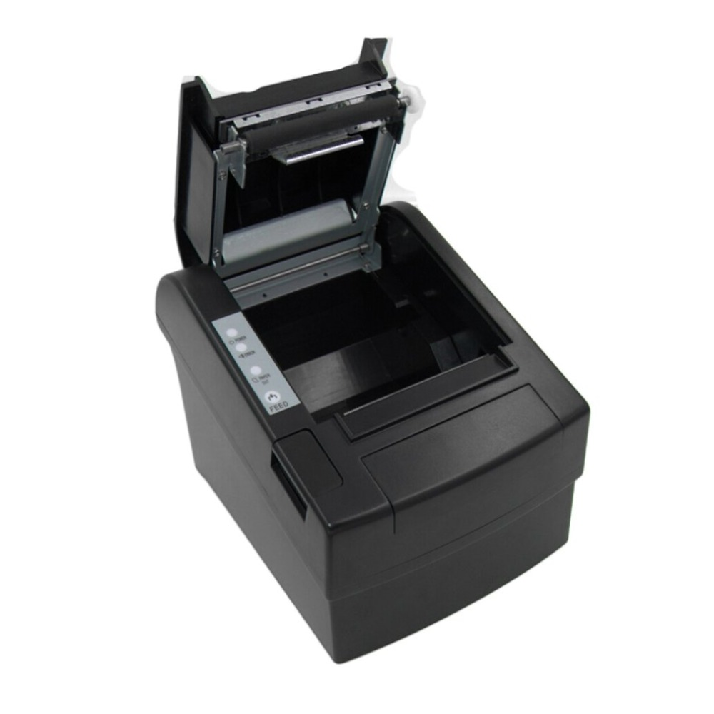 POS-8220 Portable Wireless WIFI POS Thermal Receipt Printer 80mm Auto Cutter USB+WIFI Waterproof Oil-proof Thermal Printer 80mm thermal receipt printer usb auto cutter support barcode and multilingual print pos terminal xp230