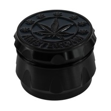 Formax420 4 Layers Zinc Alloy Hand Herb Grinder Tobacco Smoking 7 Colors Available
