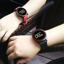 Smart Watch Bracelet Men Women Bluetooth Electronics SIM Card Sport Smartwatch Pedometer Anti-lost Facebook For Android Phone