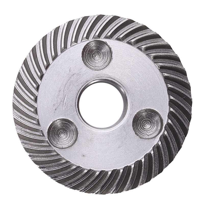 Abu-abu Gelap Spiral Set Kerucut Gear untuk Makita 9523 Angle Grinder