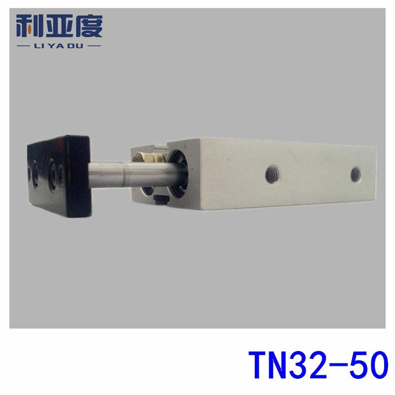 TDA32-50 biaxial cylinder TDA32*50 double rod cylinder TN32-50 pneumatic components TN32x50 cylinderTDA32-50 biaxial cylinder TDA32*50 double rod cylinder TN32-50 pneumatic components TN32x50 cylinder