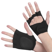 Women\s Fitness Gloves Fingerless Cycling Weight Lifting Gym Training Sports Bicycle Tactical racing Half Finger