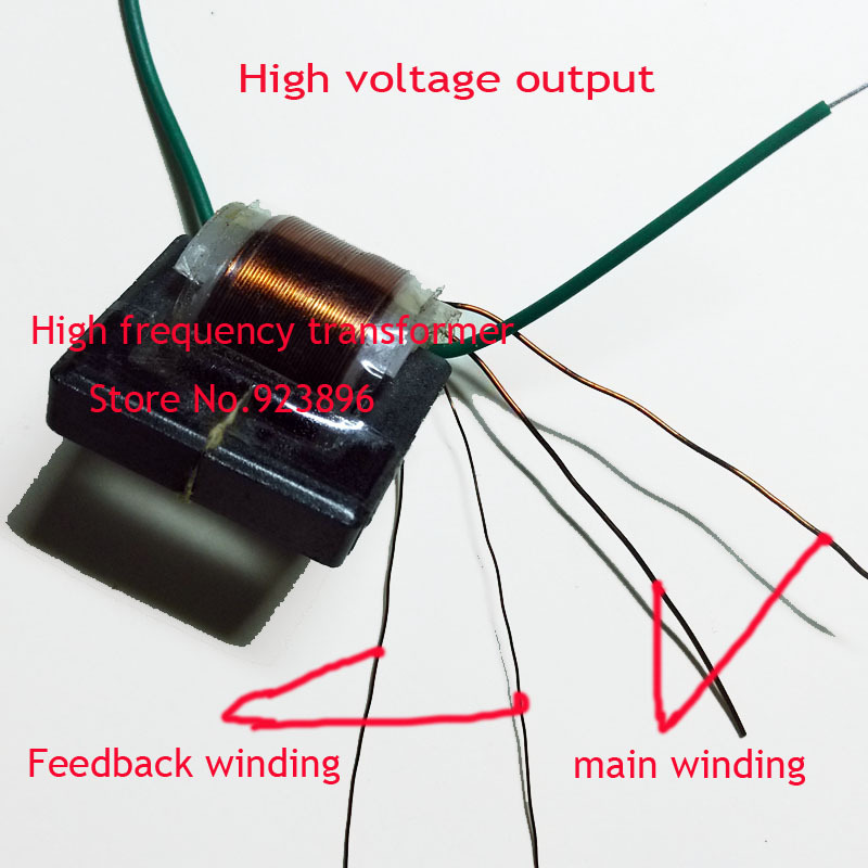 Aliexpress Com Buy High Voltage Transformer High