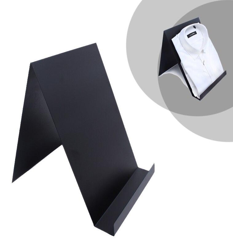 Free Shipping Metal Stoving Varnish Clothing Stand Shirt Display Rack Shirts Holder
