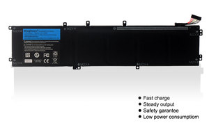 Image 2 - KingSener New 4GVGH Laptop Battery for DELL Precision 5510 XPS 15 9550 series 1P6KD T453X 11.4V 84WH
