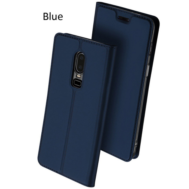 newest 09bd8 06b1e US $4.69 6% OFF|YISHANGOU Phone Case For OnePlus 6 5 5T Magnetic Voltage  Flip Wallet Cover For oneplus 6 5 5t PU Leather Card Holder Stand Case-in  ...