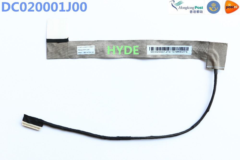 NEW LVDS CABLE FOR LENOVO Y550 Y550A Y550P LCD LVDS CABLE DC020001J10