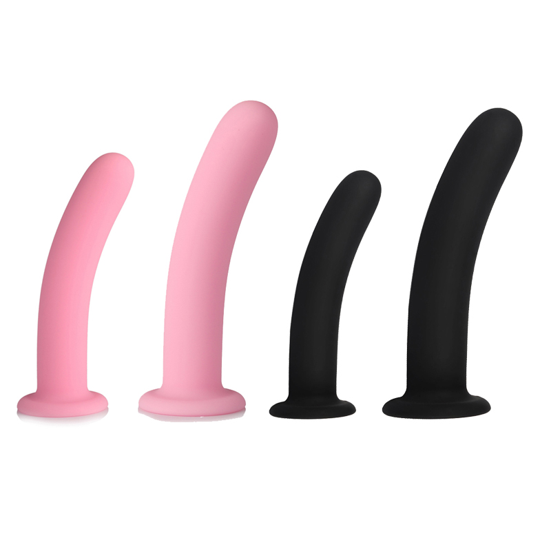 Silicone Anal Plug ,Strong Sucker Realistic Dildo, Anal Trainer Masturbation Butt Plug Erotic Anal Sex Toys for Woman & Men Gay 42cm silicone anal plug big butt plug 100% silicone masturbation anal sex toys for adults for men for woman sex shop huge toys