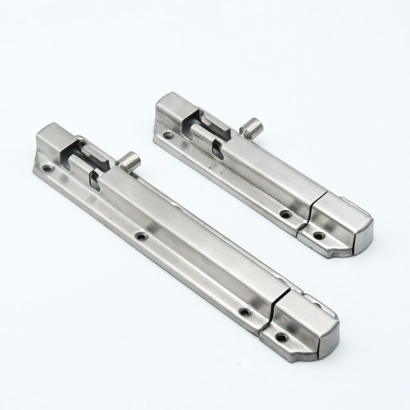 Stainless Steel Automatic Latch Spring Barrel Bolt Lock Sliding Door Window Fittings Latch Barrel Bolt Vintage Door Lock Bolt|Door Bolts| - AliExpress